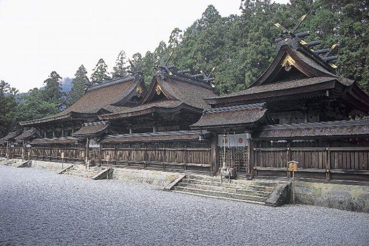 信毎観光りんどうツアー<br>世界遺産 熊野三山と伊勢神宮 2日間