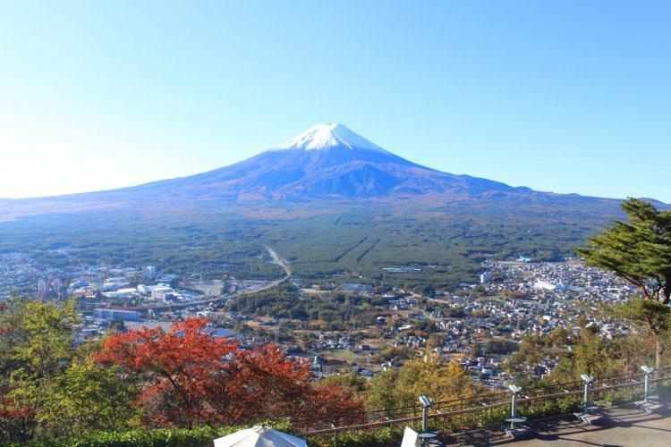 GoToトラベル事業支援対象<br>世界遺産、そして日本一富士山<br>河口湖温泉郷に泊まる「麗しの富士」