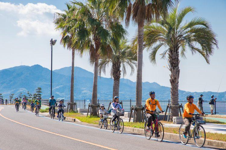 しまなみ海道サイクリング 4日間